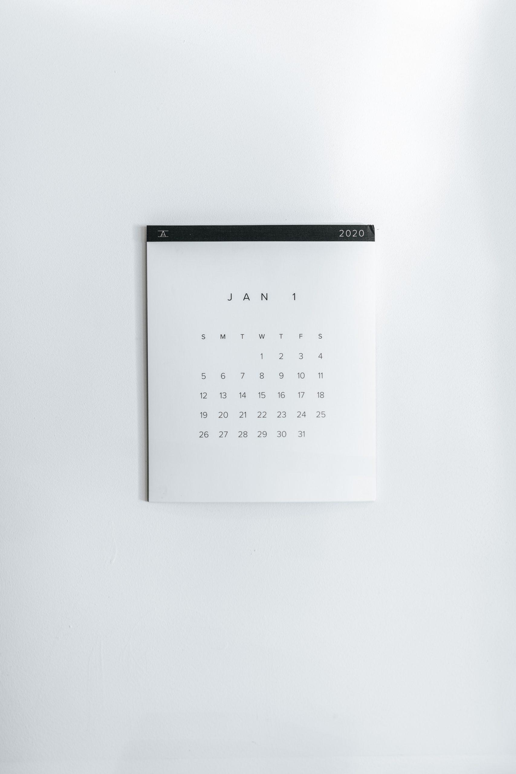 Como organizo a minha vida com o Google Calendar